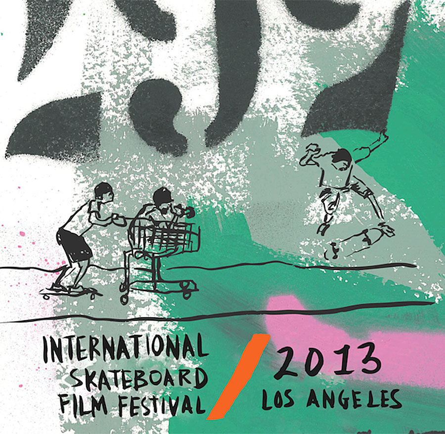 International Skateboard Film Festival 2013_submissions are open.