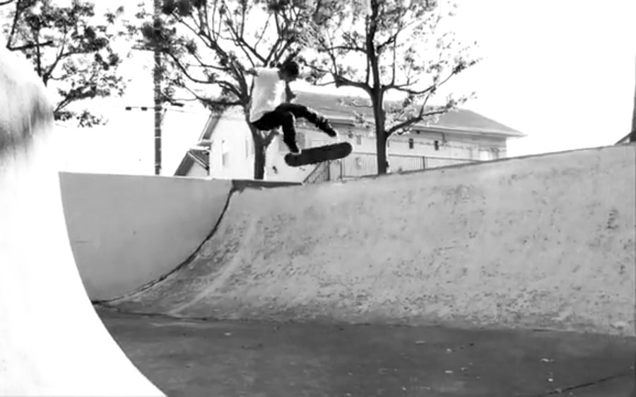 Lucas Puig and Andrew Brophy_new edit for Fourstars/Cliché special project.