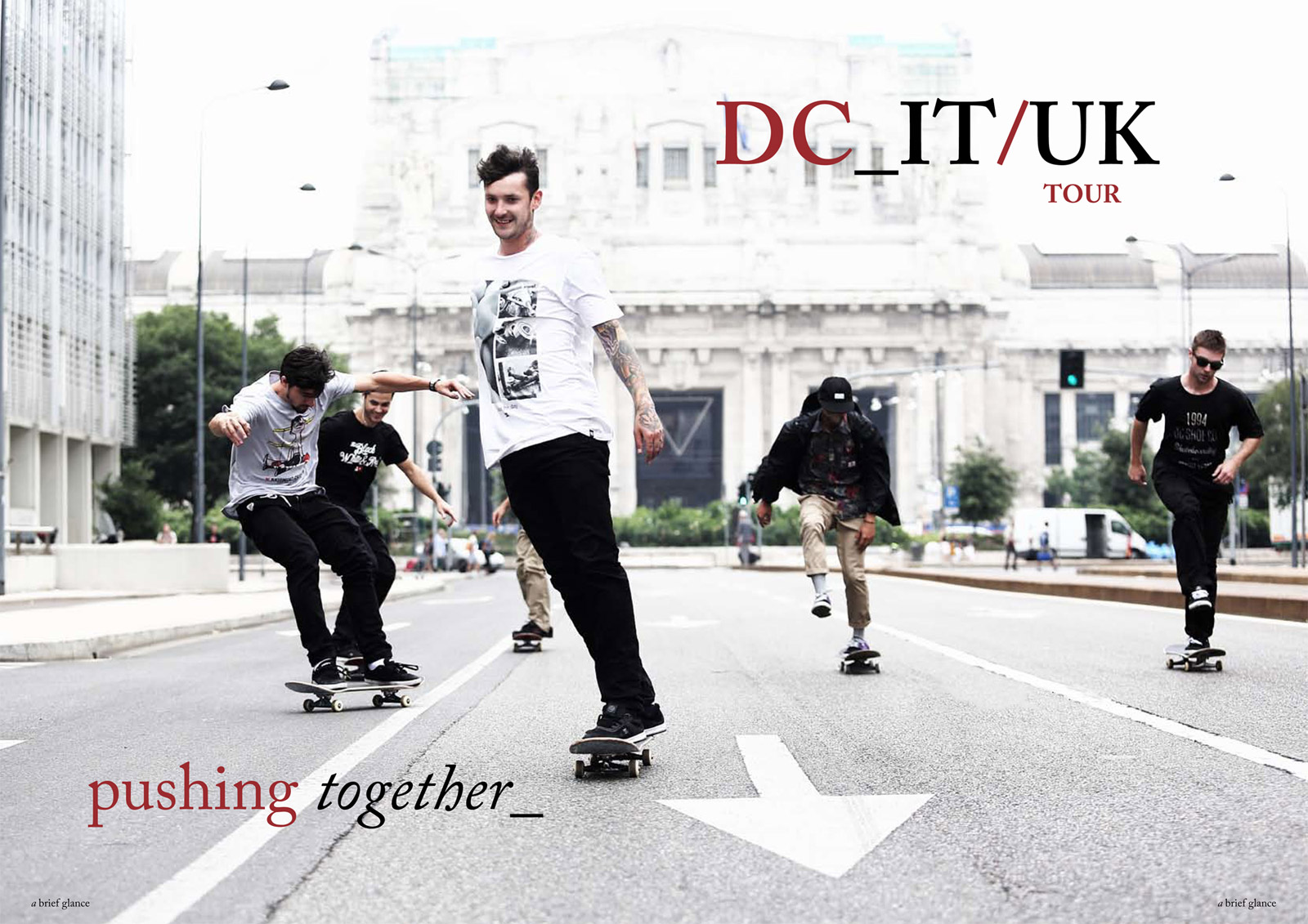 DC_IT/UK_Pushing Together Tour 2013_video_out now!
