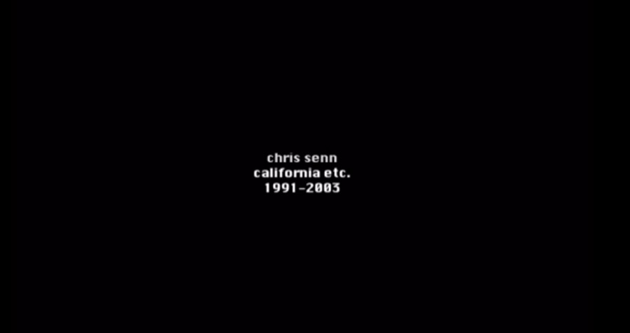 Chris Senn _1991-2003 re-edit.