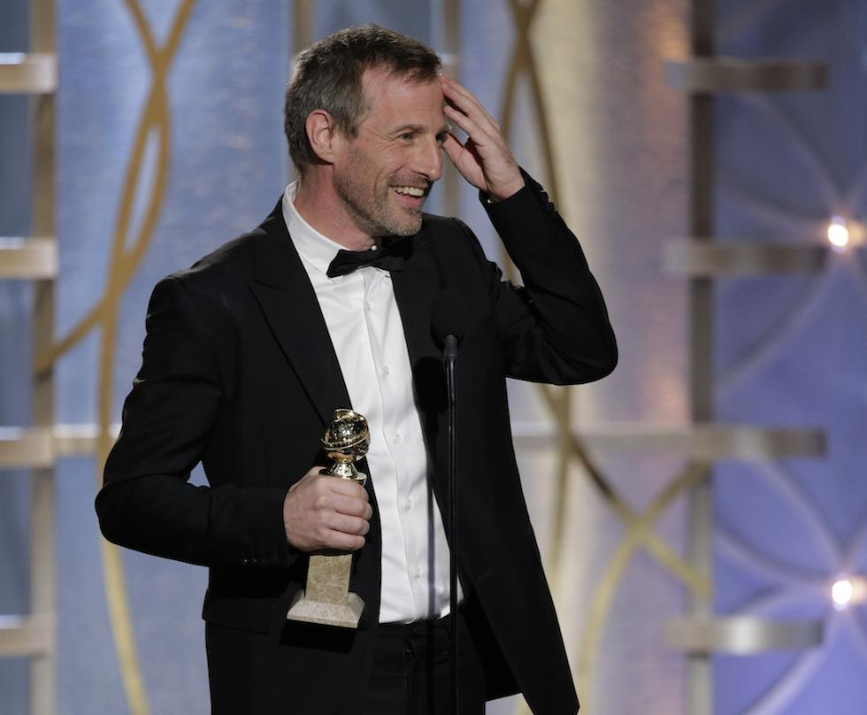 Spike Jonze_ Won the Oscar at the Academy Awards 2014.
