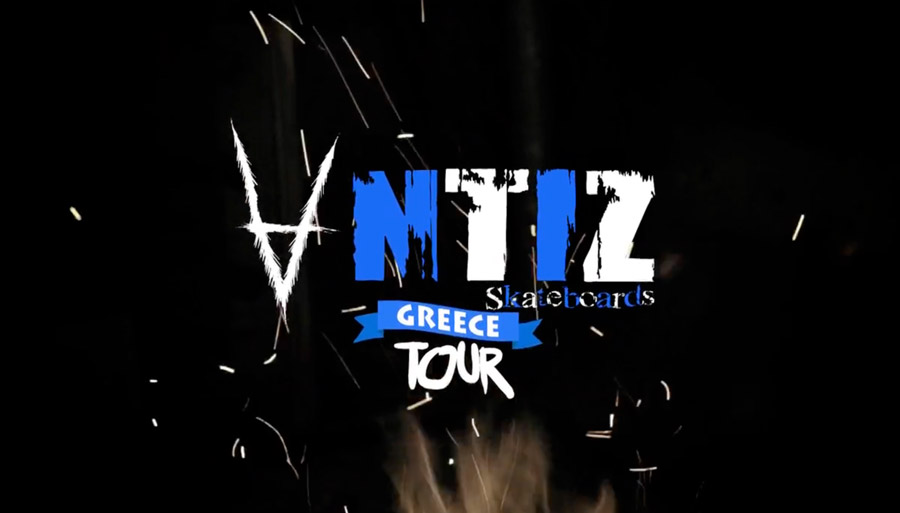 Antiz skateboards_Greece Tour.