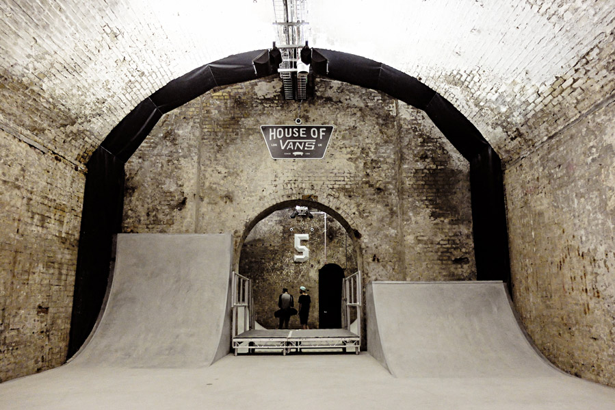 House Of Vans London_opening_photo report.