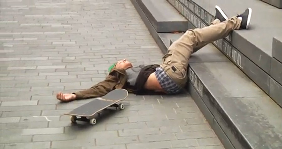 """Wes Kremer's """"Crusty By Nature"""" Part."""