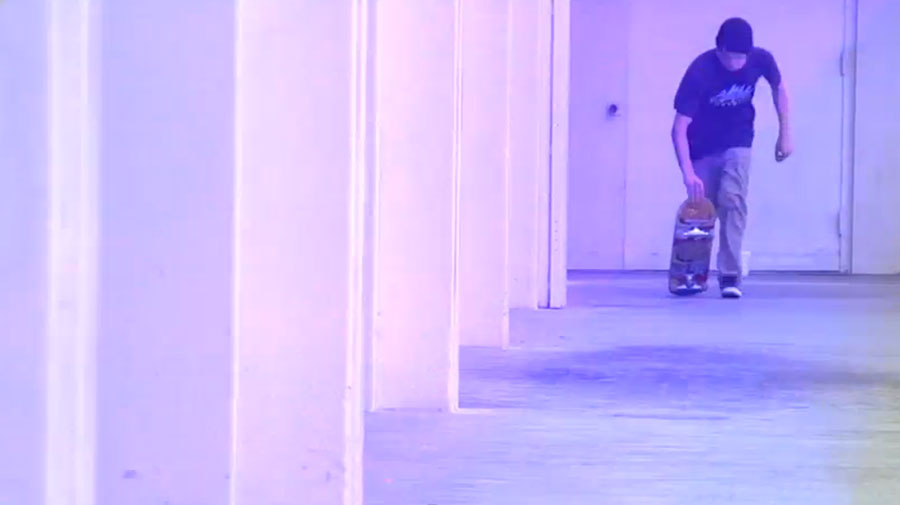 Blind Skateboards_Yuri Facchini X2 Vision_ full part.