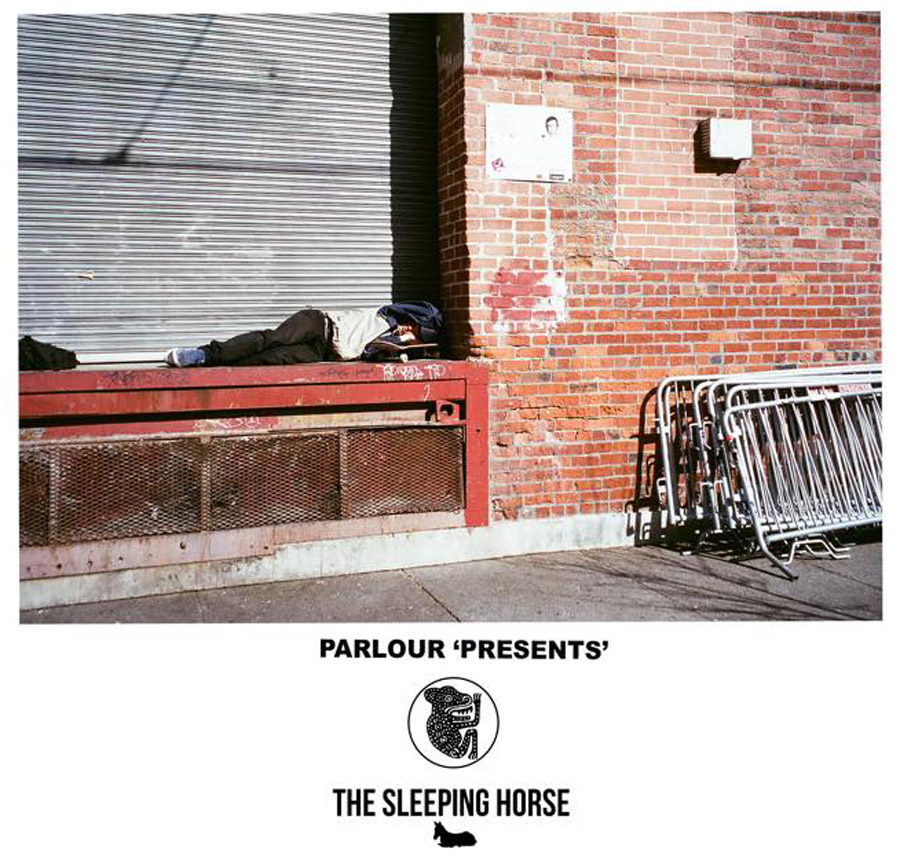 The Sleeping Horse at Parlour 'Presents'‏.