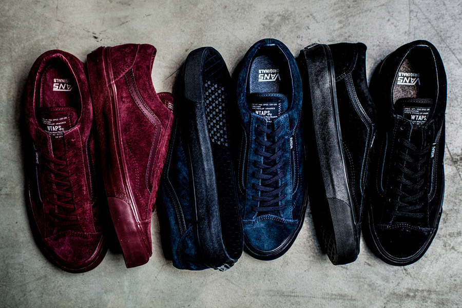 c9d36c3101 Vault by Vans x WTAPS Original Classic Collection OG Style 36 LX ...