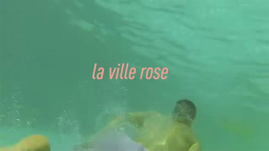 La Ville Rose.