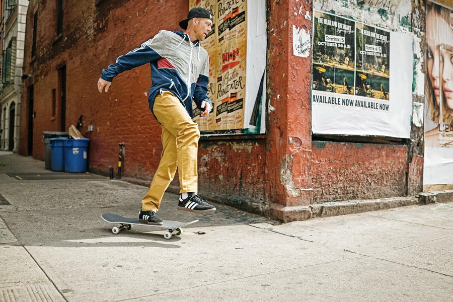 adidas Skateboarding_Nautical Apparel