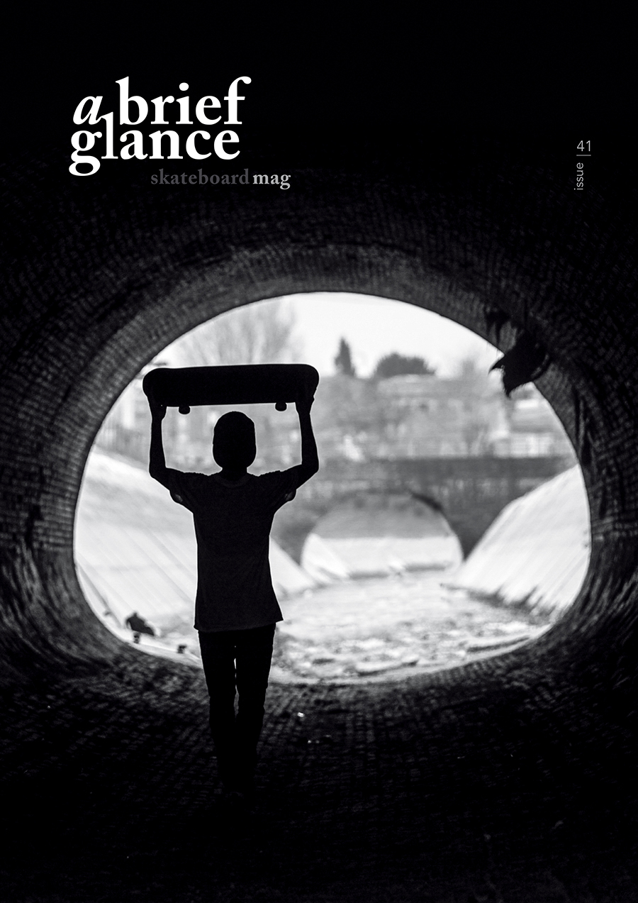 Welcome to a brief glance skateboardmag issue_41