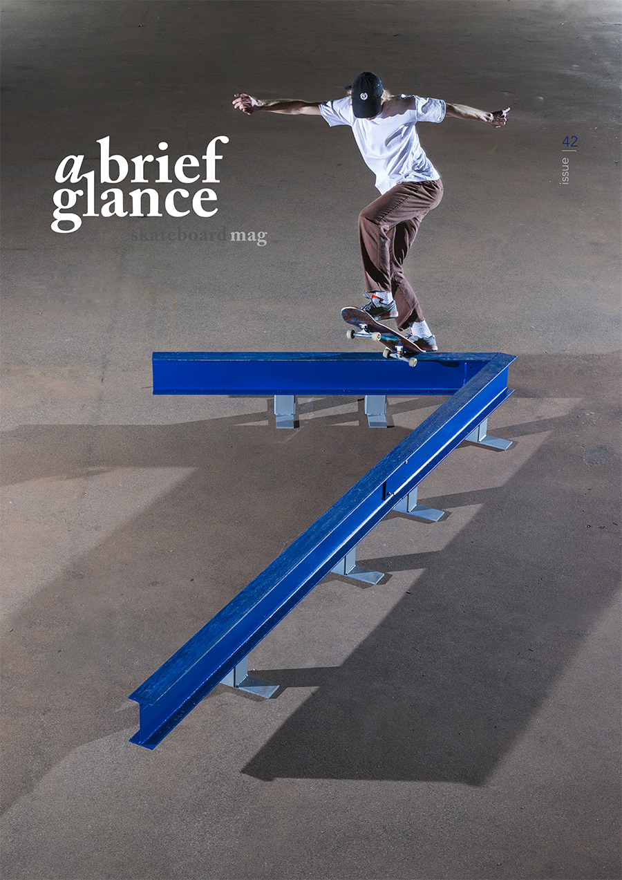 Welcome to a brief glance skateboardmag issue_42