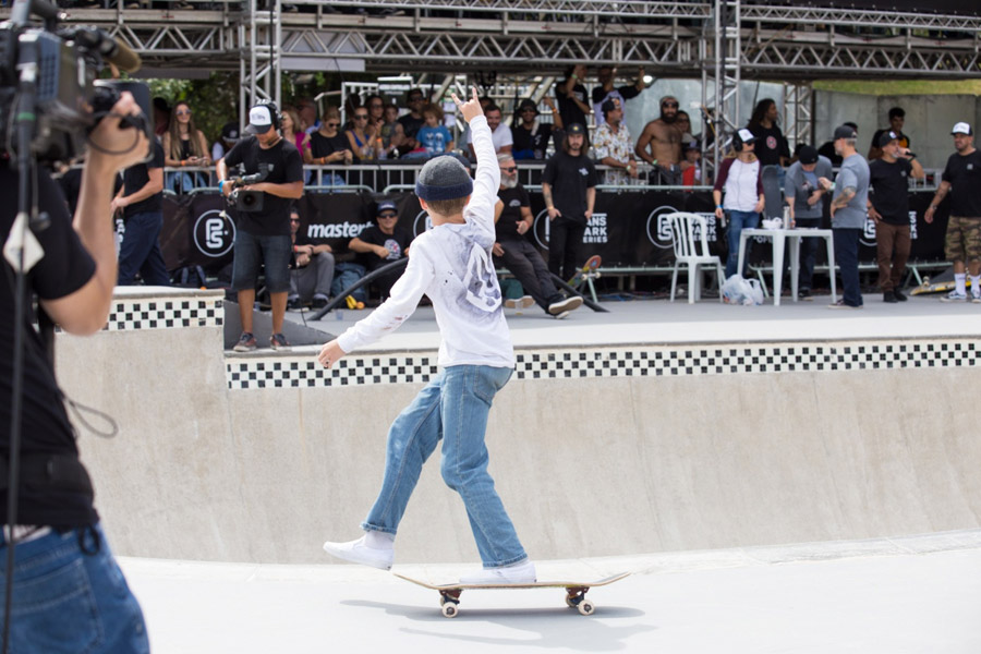 Vans PS Brings Official World Championships of Park Terrain Skateboarding to Shanghai, China.