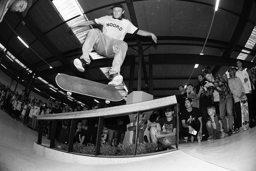 quality design 96be2 75e0c ... on 24th July, 2017 NOORD AMSTERDAM SKATEPARK opened its doors to the  public and welcomed the extended Nike SB global family to christen ...