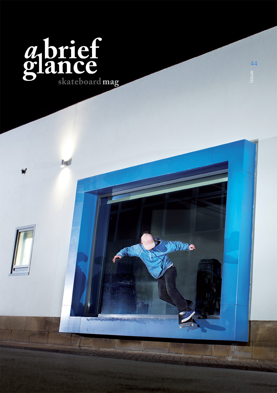 Welcome to a brief glance skateboardmag issue_44