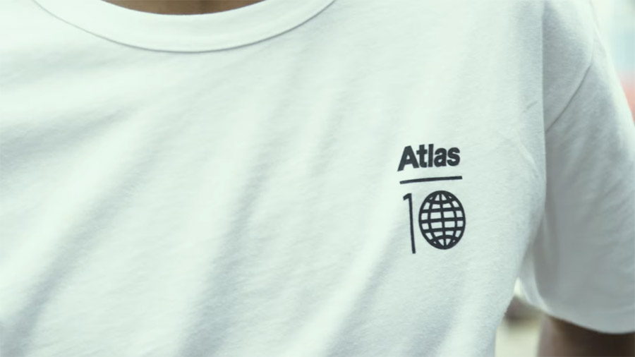 Atlas_10 Years of Service.