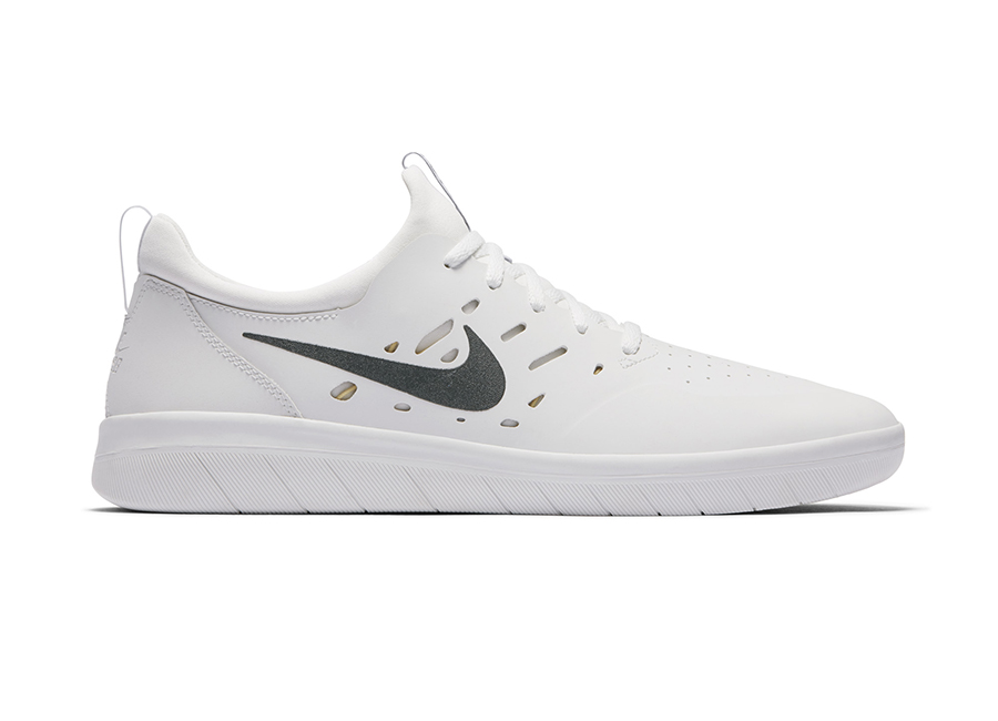 5df21dcef804 The first signature shoes from Nike SB skater Nyjah Huston. Nyjah Free  skate shoe delivers the optimal grip of a full rubber upper and the 1 – to  – 1 fit of ...