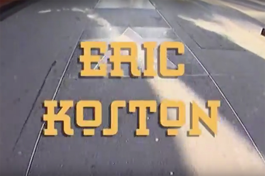 "Monday Classics: Eric Koston ""UNO""."