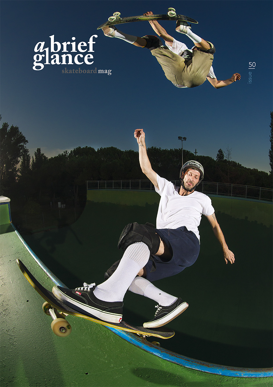 Welcome to a brief glance skateboardmag issue_50