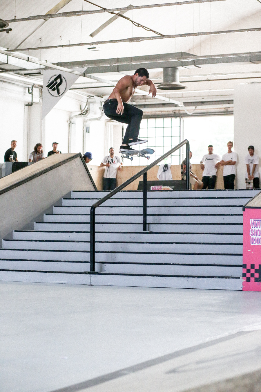 055df1951b Vans Shop Riot 2018 Italy photo report. « a brief glance skateboard mag