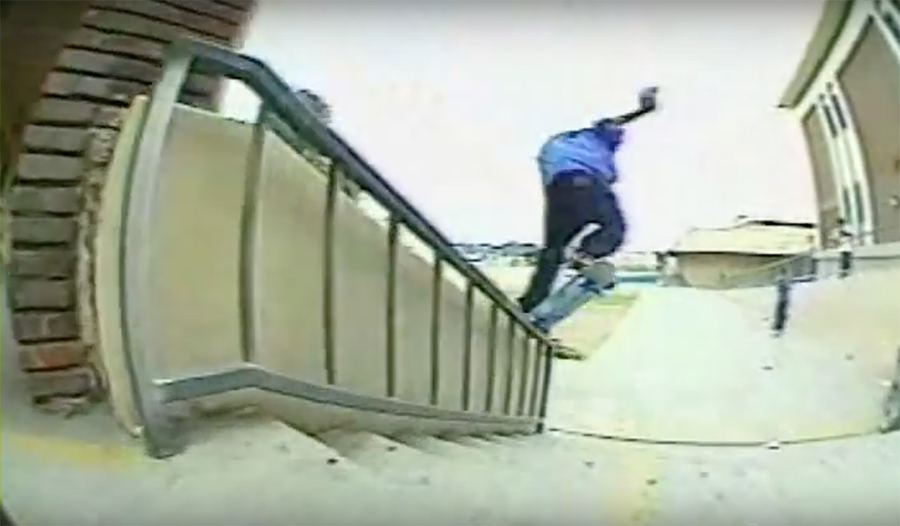 Monday Classics: Mike Taylor_Street Cinema part.