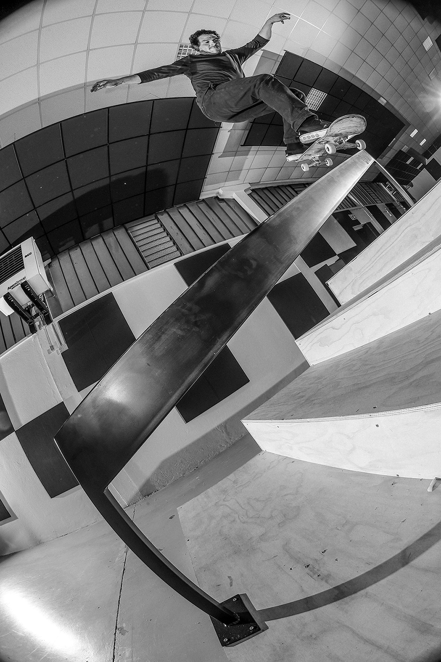 Agape Skatepark.