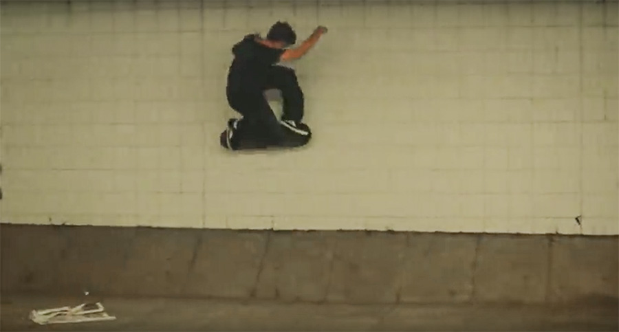 Bangers & Mash_Girl Skateboards X Kodak in London.