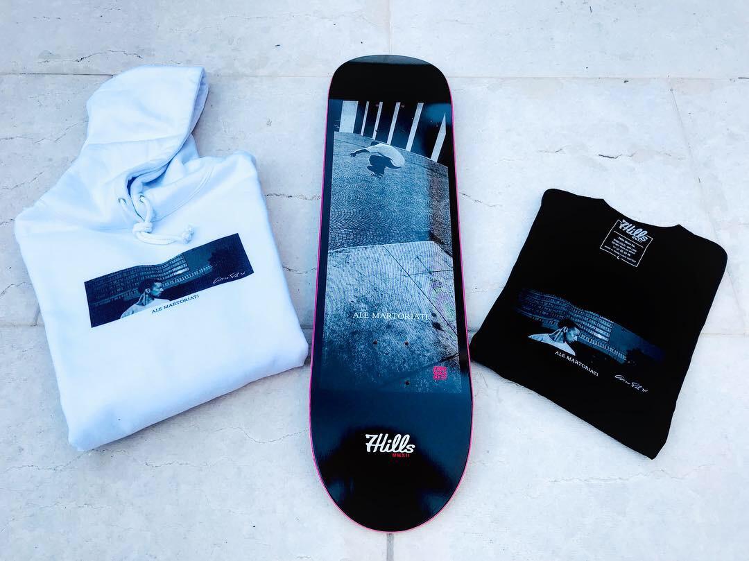 7 Hills Store x Ale Martoriati.