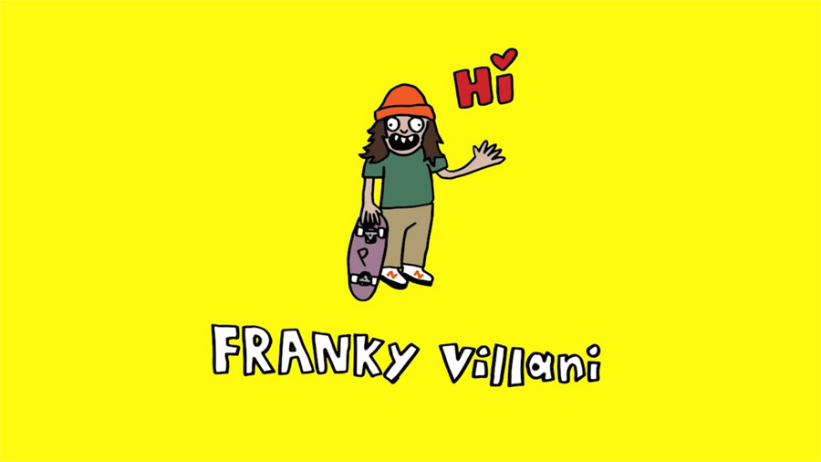 Franky Villani's_Welcome to Dickies.