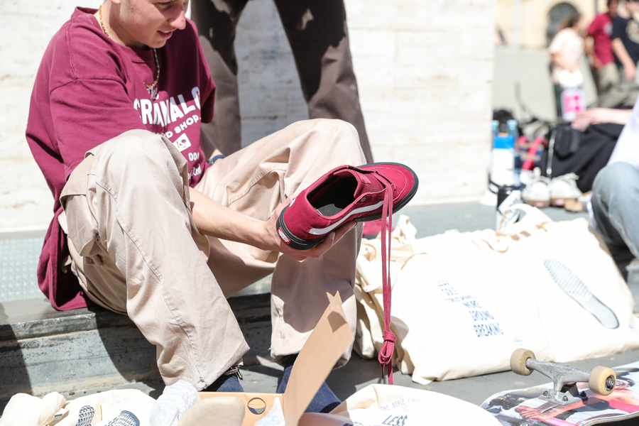 bc458cf04d5a7 Vans The Berle Pro weartest in Palermo photo   video reports. « a ...