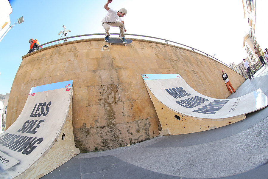 Vans The Berle Pro weartest in Palermo_photo & video reports.