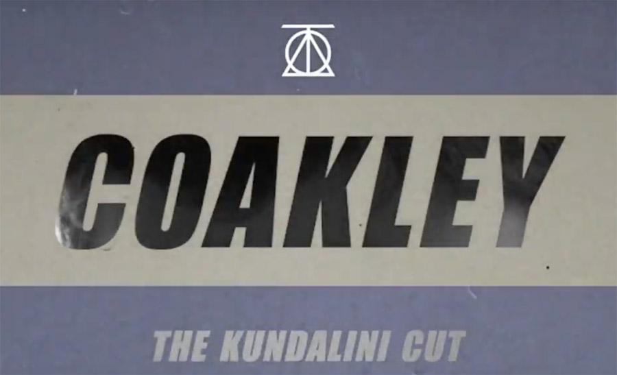 "KEVIN COAKLEY ""KUNDALINI CUT""."