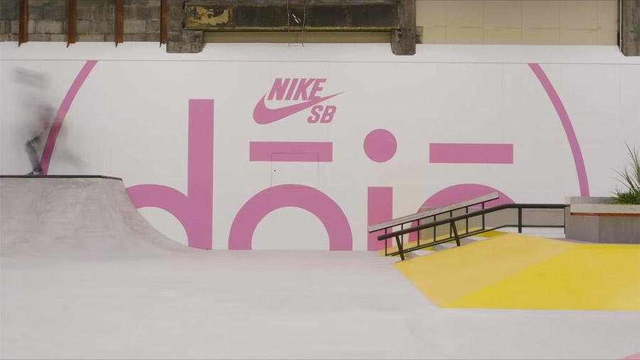 Nike SB_Tokyo Dojo Opening.