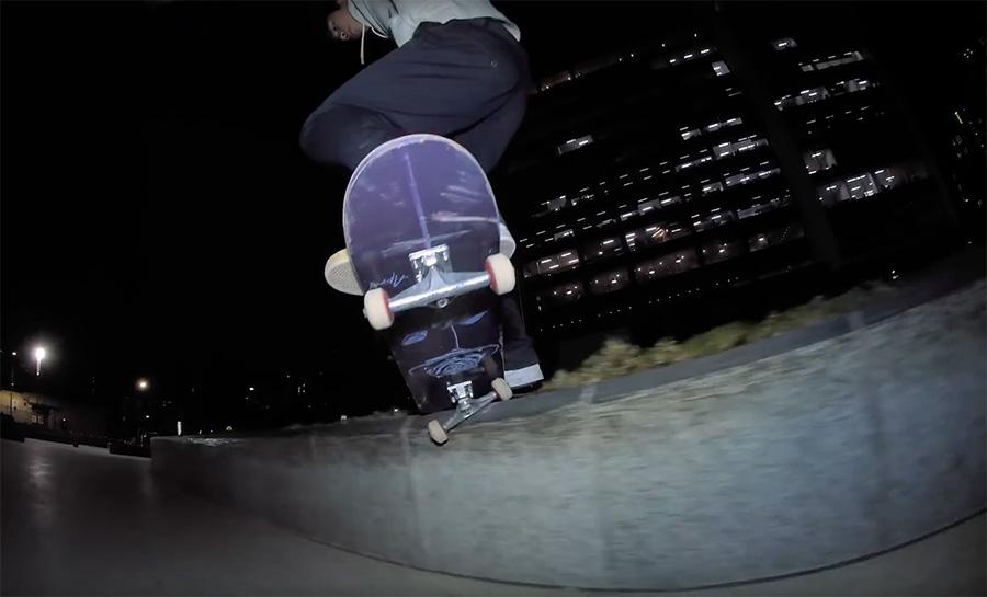 Yuto Horigome_April Skateboards Pro Part.