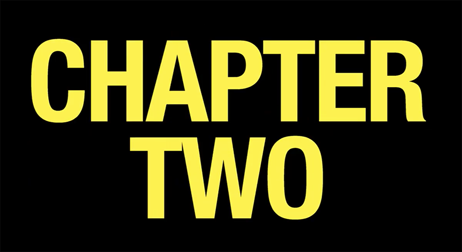 Chrystie: Chapter Two.