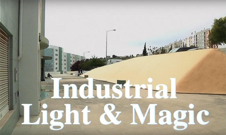 Industrial Light & Magic.