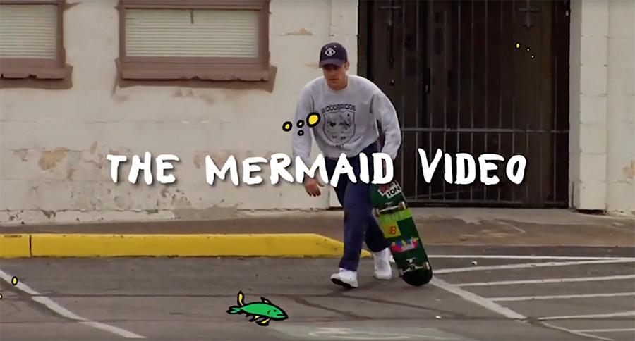 """""""The Mermaid"""" Video."""