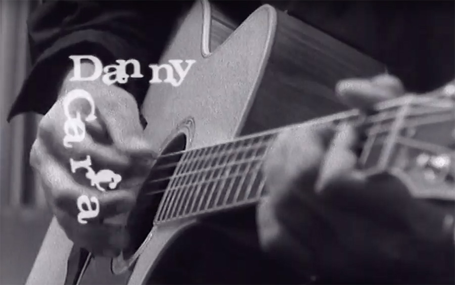 Memory Screen #15 Danny Garcia.