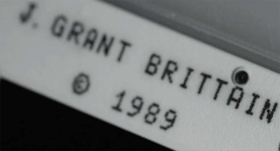 The J. Grant Brittain Documentary.