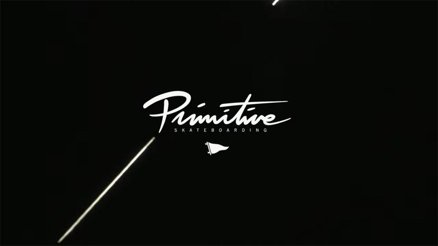 Primitive Skate 2019 Europe Tour.
