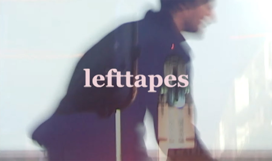Left Tapes.