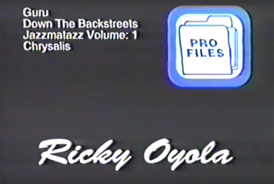 Monday Classics: Ricky Oyola's Pro Files_411VM #10
