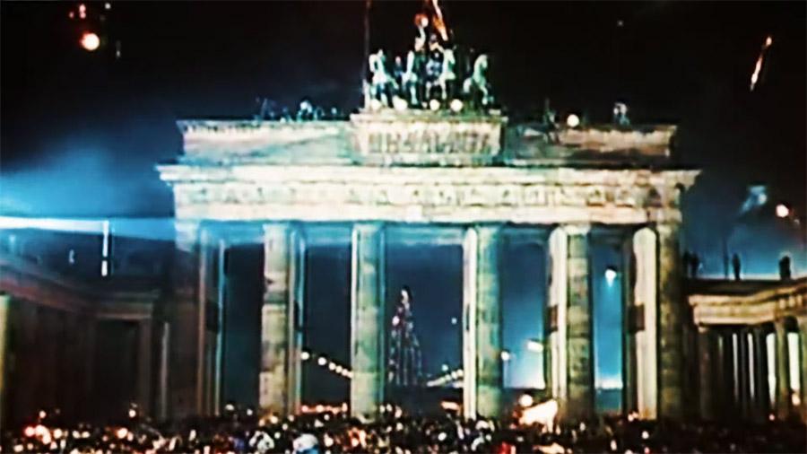 Berlin West Sector.
