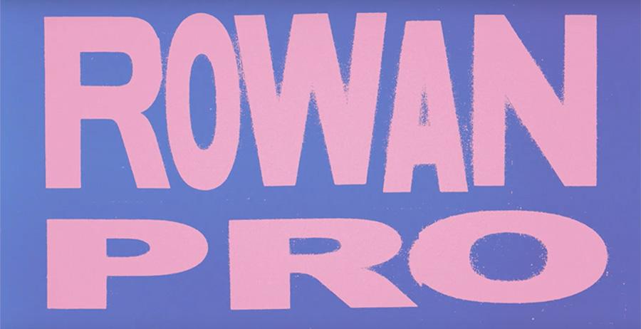 The Rowan Pro.