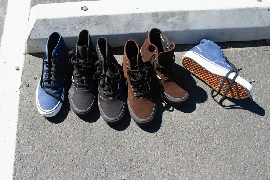 Vans x Hockey Presents the Authentic High Pro Inspired by Andrew ...