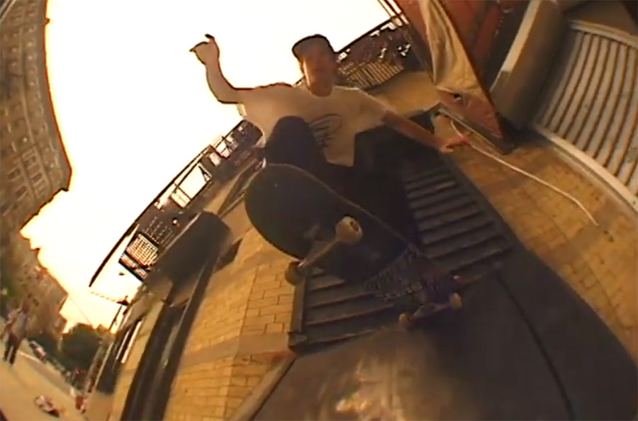Raw Footage_Dom Henry in New York City & Florida 2015 – 2016.