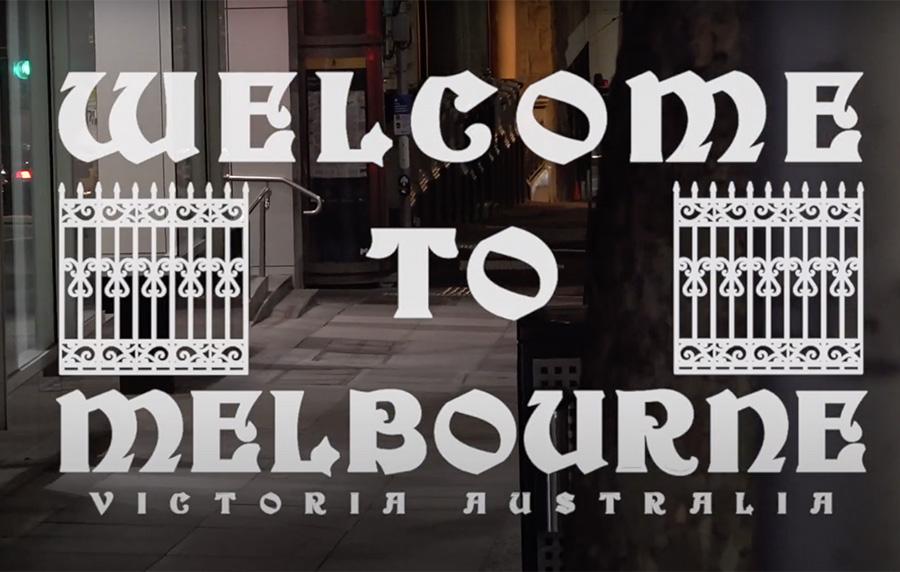 Welcome to Melbourne_Nike SB Australia.