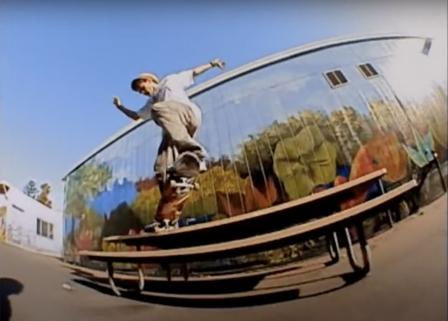 """Monday Classics: Lewis Marnell """"Nothing but the truth"""" part."""