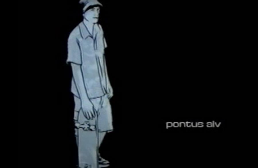 "Monday Classics: Pontus Alv Arcade Skateboards ""Gumbo""."