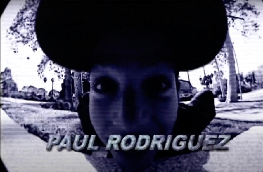 MemoryScreen #26 Paul Rodriguez.